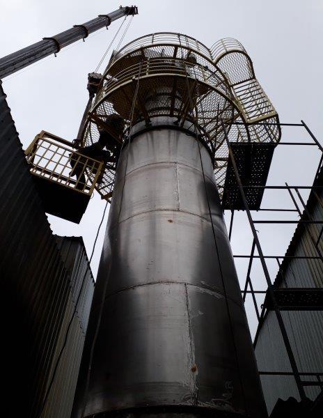 Fornecedores de tubulações industriais