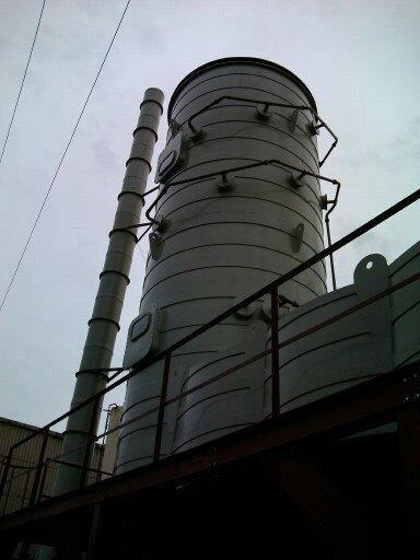 Lavador de gases á venda
