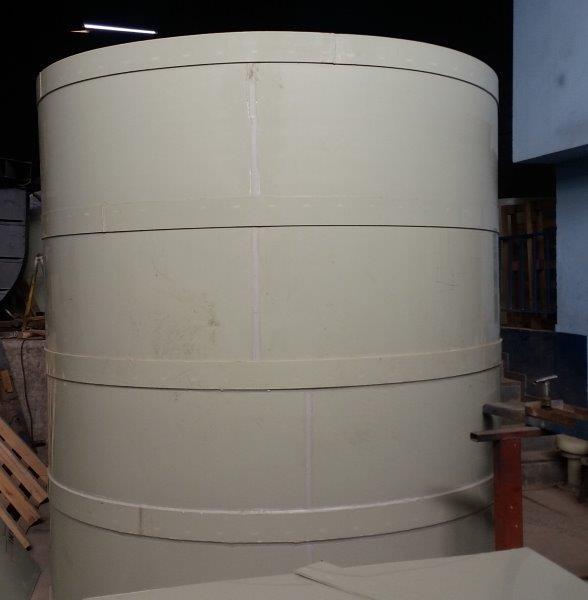 Reatores tratamento de esgoto