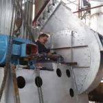 Empresa de montagem e equipamentos industriais