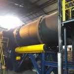 Fabricante de incinerador rotativo