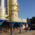 Lavador de gases industriais