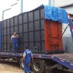 Tanque de aço carbono preço
